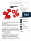 How to Think About Risk in Financial Planning