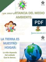Presentación Para El Colegio Acuarela