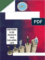 Sistemas de Incentivos Salariales 1tefy