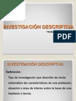 Presentación Para Exposición de Investigación Descriptiva de Trabajo de Grado i 02
