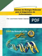 clase de biologia molecular