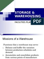 Storage and Warehouse