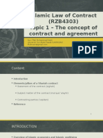 Islamic Law of Contract (RZB4303) - Topic 1-091116_033102