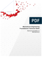 Mechatronics Foundational Technical Skills