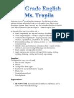 sed 322 syllabus  8th grade pdf