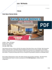 Tata Value Homes Sector 150 Noida