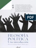 Filosofia politica (Jonathan Wolff) ^