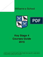 Ks4 Courses Guide 2016 (1)