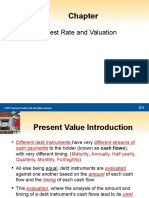69184_4 Interest Rate and Valuation