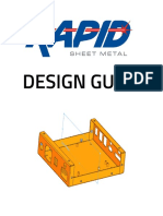 Rapid Sheet Metal Design Guide