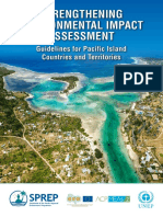 SPREP - Strengthening Environmental Impact Assessment - Guidelines for Pacific Island Countries and Territories - 2016
