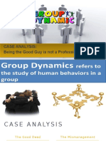 OB GroupDynamics PPT