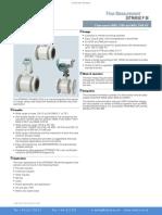Sitrans Fm Mag 3100 Magnetic Flow Sensor Ic