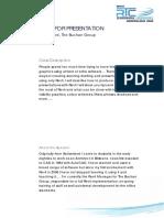 REVIT for Presentation KG