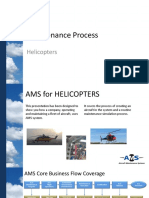 AMS - Maintenance Simulation Helicopters