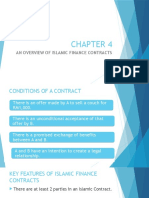 Chap 4 - An Overview of Islamic Banking Contracts