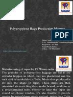 Polypropylene Woven bags sale