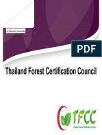 Thailand Forest Certification Council