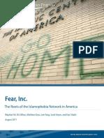 Fear Inc 2011