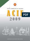 ASEAN Community in Figures 2009