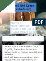 Metil Etil Keton 2 Butanon1