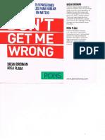 Don't Get Me Wrong - Resumen