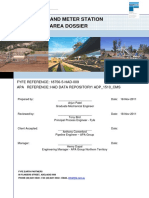 Amadeus Gas Pipeline - Project Justifications - Item 8 - 18756-5-HAD-009 HAZ Dossier_Channel Island MS - August 2015