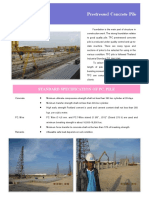 TPC Concrete Piles