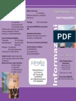 Brochure Generale Polispecialistico