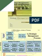 Strategic Competitveness
