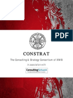 Constrat Brochure