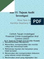 Audit Investigasi.