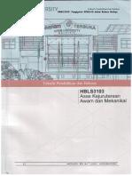 Pengajaran KOMSAS Dalam Bahasa Melayu