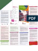 Folleto subvenciones y ayudas a la familia 2010/ Junta Castilla y León