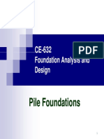 Pile Foundations Part-1 PPT