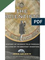 [John Gribbin] the Scientists a History of Scien