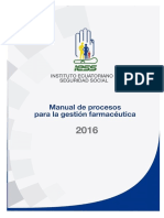 Manual de Gestion Farmaceutica