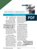 IndustrialCorp JCR