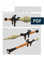 RPG 7 Launcher