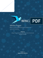 Wings + Blockchain