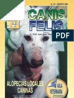 Alopecias Locales Caninas