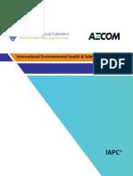 International EHS Audit Protocol