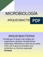 5. ARQUEOBACTERIAS