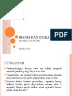 Bisnis Dan Etika