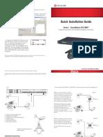 Vortex Soundstation Vtx 1000 Quick Installation Guide