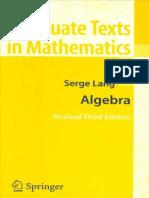 Algebra - Serge Lang.pdf