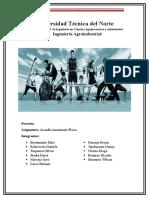 Informe Del VideoAcondicionamiento Físico