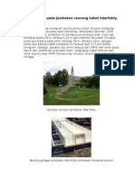Aplikasi FRP Pada Jembatan Cancang Kabel Aberfeldy