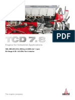 Deutz Motor Ttcd