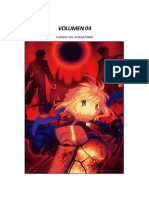 Fate Zero Volumen 04